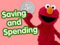 Lecciones de Dinero para Niños:Cómo Gastar y Ahorrar con Elmo