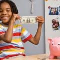 Cómo Enseñar a los Niños Administrar el Dinero