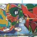 Arte de Pintura Grafiti en Brooklyn New York