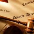 Donde Buscar los Registros y Fecha de Divorcios