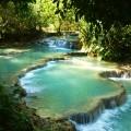 Preciosas Cataratas de Laos:Fotos de Kwangsi Falls Luang Prabang
