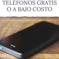 Listado de Teléfonos Gratuitos:Celulares de Lifeline