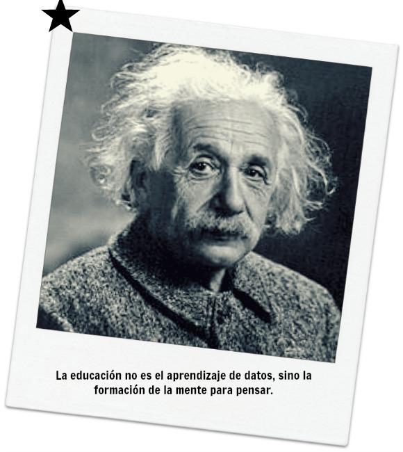 Frases De Albert Einstein Sobre La Educación1