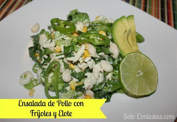 Ensalada_de_Pollo_con_Fríjoles_y_Elote_#2