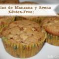 Cómo Hacer Muffins sin Gluten:Rellenos de Manzanas