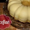 Pastel Casero con Sabor a Coco y Piña:Cocoflan