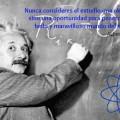 Frases de Albert Einstein sobre la Educación:#3
