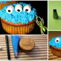 Prepara y Decora Cupcakes para Halloween Paso a Paso:Momias y Monstruos
