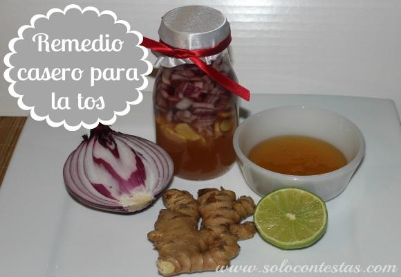 Remedio Casero para la Tos con Miel y Cebolla