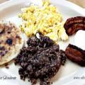 Desayuno Sustancioso:Una Receta Típica Salvadoreña