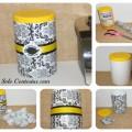 Reciclaje:Cómo Hacer un Envase para Guardar las Bolsas de Plástico