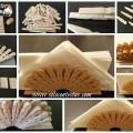 Reciclaje:Un Servilletero Decorativo Hecho con Pinzas de Maderas