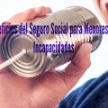 seguro social para menores