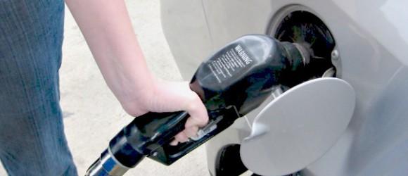 tarjeta de gas