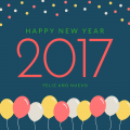 Calendario 2017 para Imprimir por Mes Gratis