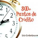 puntuacion de credito