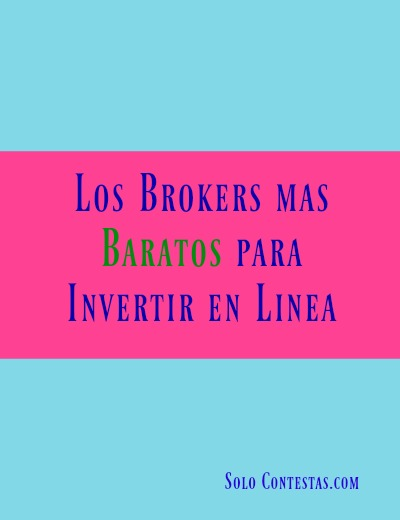 brokers en linea